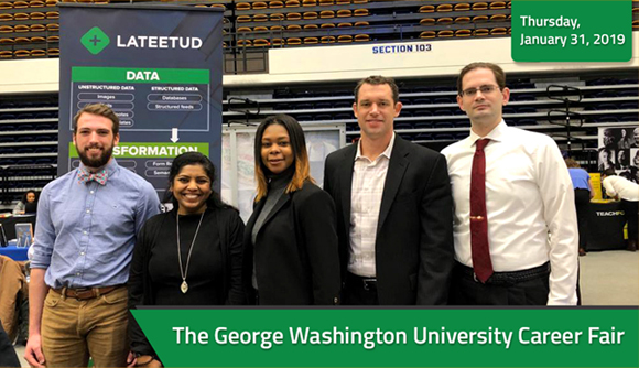 The George Washington University Career Fair