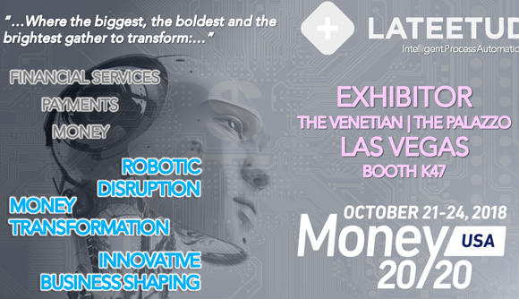 Come Join Lateetud at Money 20/20