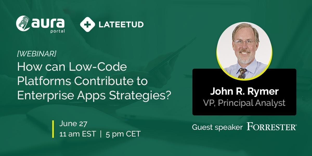 How can Low-Code Platforms Contribute to Enterprise Apps Strategies?