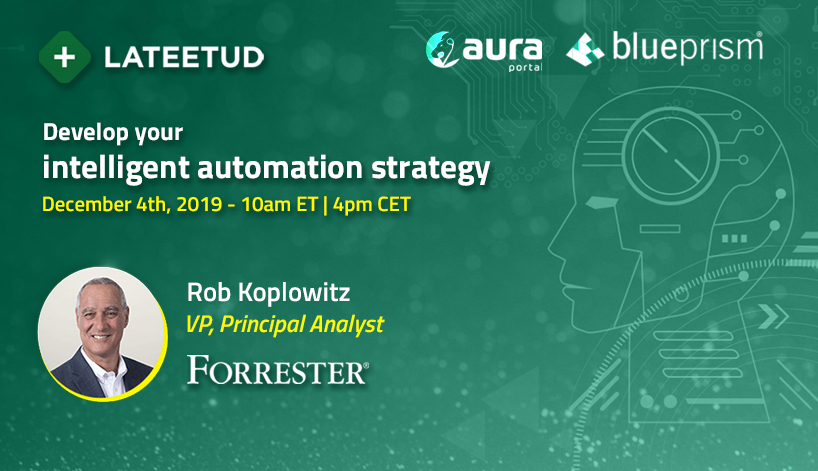 Develop your Intelligent Automation Strategy