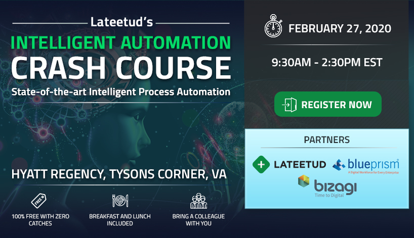 Lateetud's Intelligent Automation Crash Course