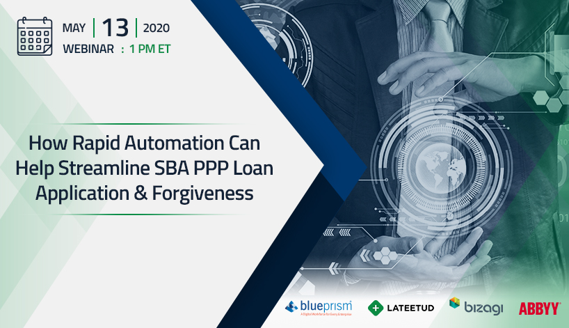 How Rapid Automation Can Help Streamline SBA PPP Loan Application & Forgiveness