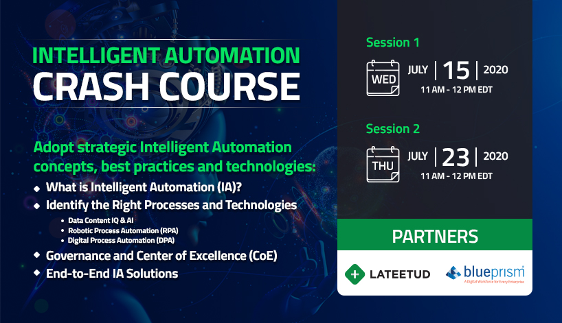 Intelligent Automation Crash Course