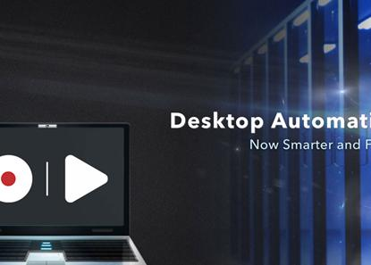 Finally! Robust Intelligent Desktop Automation!